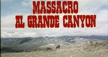 Massacro al Grande Canyon